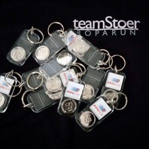 teamStoer sleutelhangers