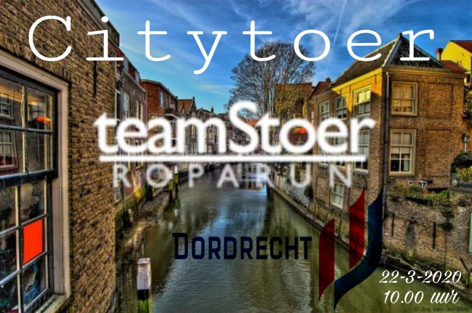 Citytour Dordrecht 800 jaar