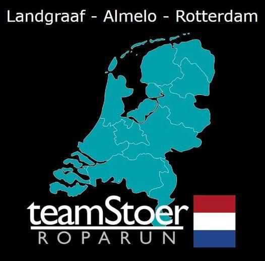 Editie 2021 = Roparun NL.
