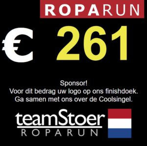 Lees meer over het artikel team 261 = € 261.